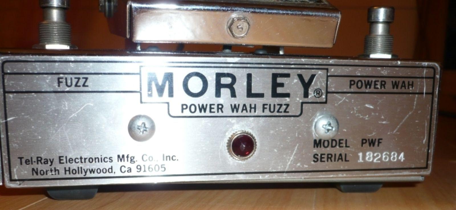 morley power wah fuzz image 11801 audiofanzine. Black Bedroom Furniture Sets. Home Design Ideas