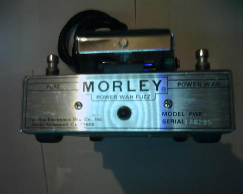 morley power wah fuzz image 13589 audiofanzine. Black Bedroom Furniture Sets. Home Design Ideas