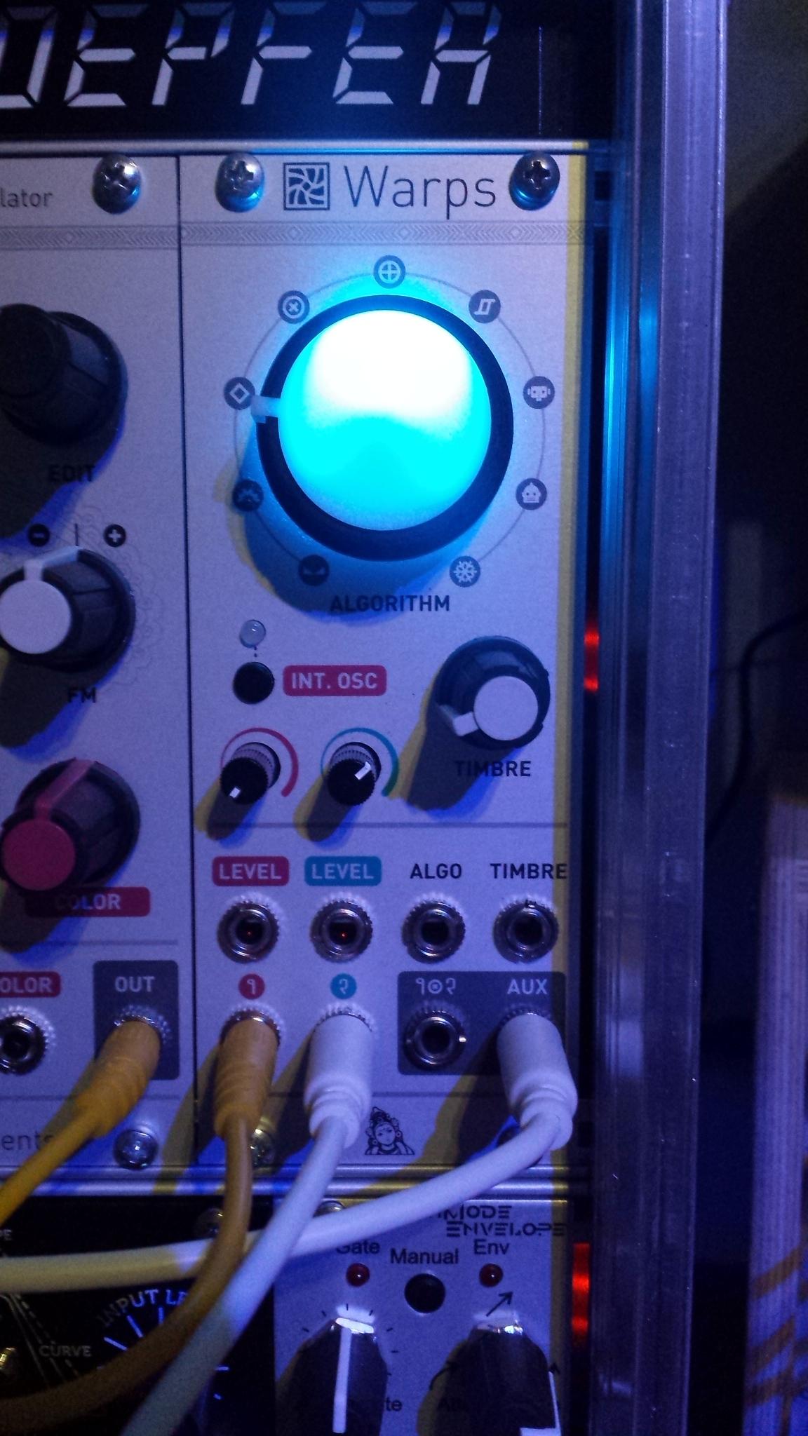 warps - mutable instruments warps