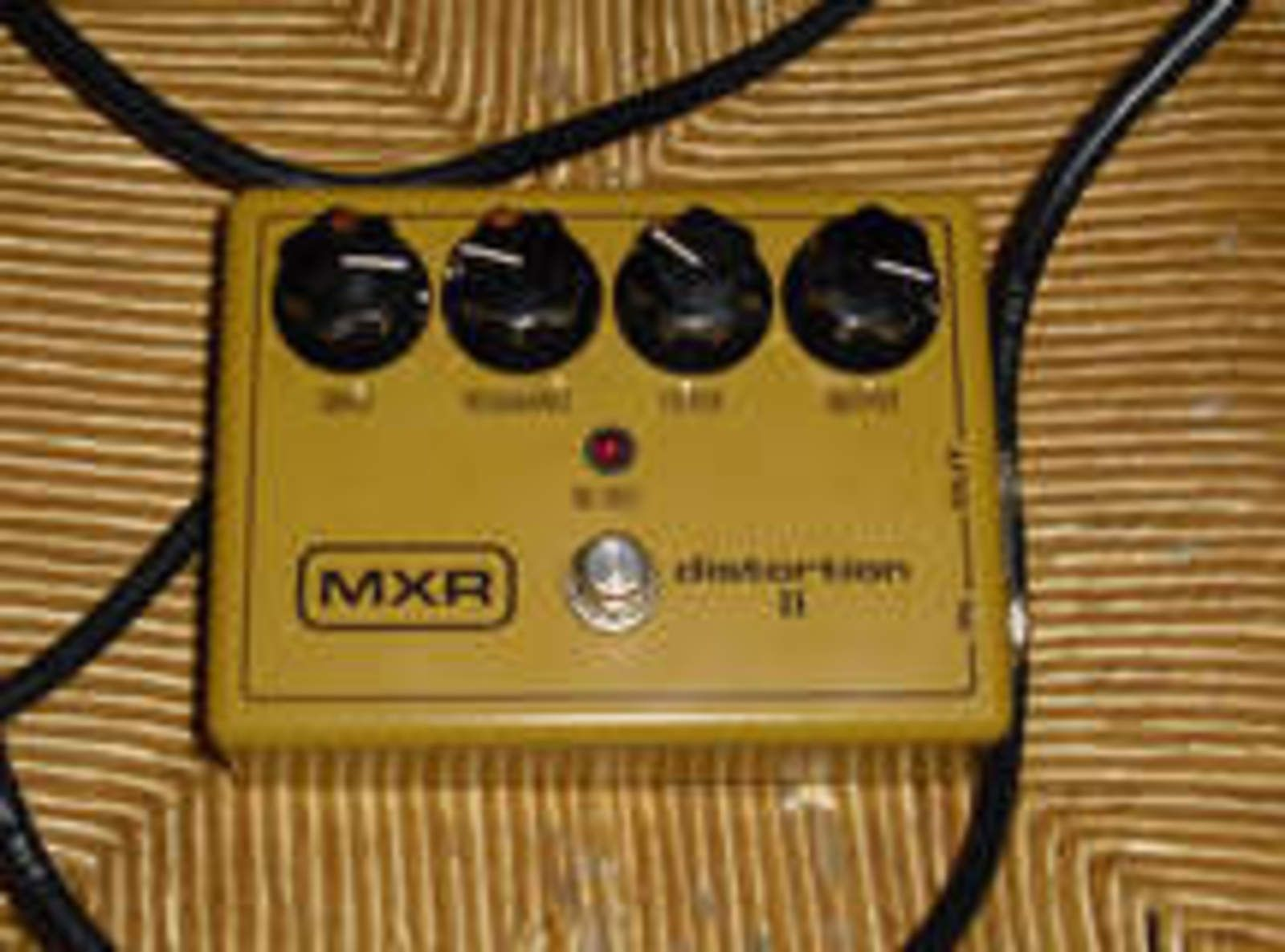 vintage mxr distortion