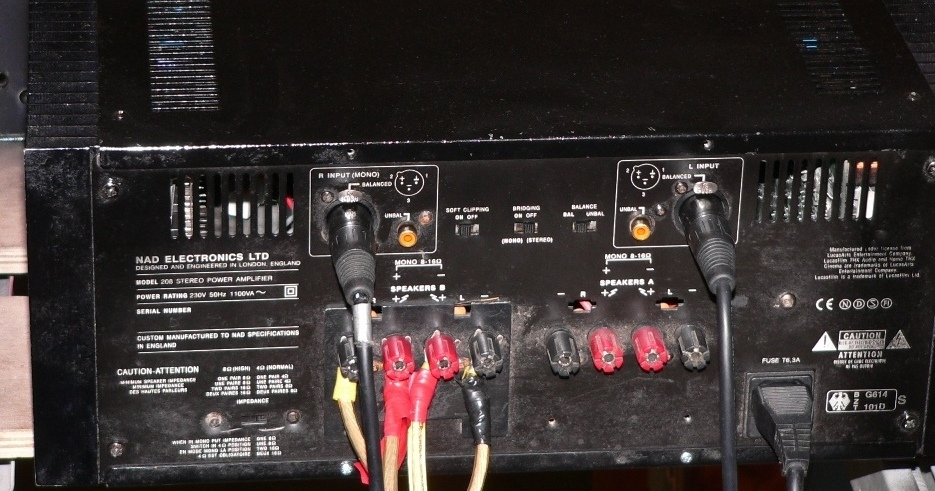 Nad 208 Amp Power Related Keywords & Suggestions - Nad 208