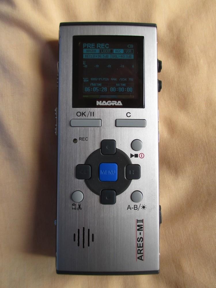 nagra ares m ii image 831427 audiofanzine rh en audiofanzine com User Manual PDF Operators Manual
