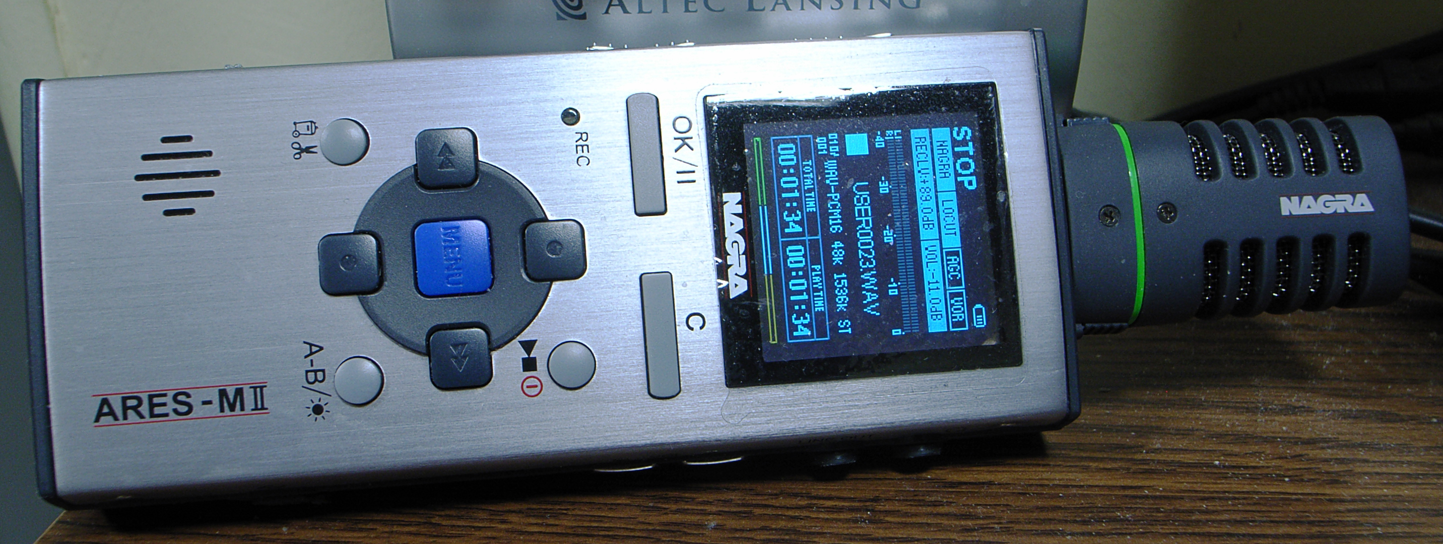 nagra ares m ii image 930221 audiofanzine rh en audiofanzine com Operators Manual User Guide