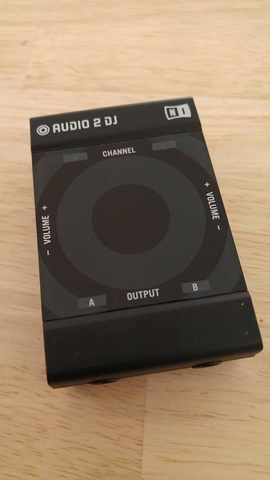Native Instruments Audio 4 Dj Driver Download