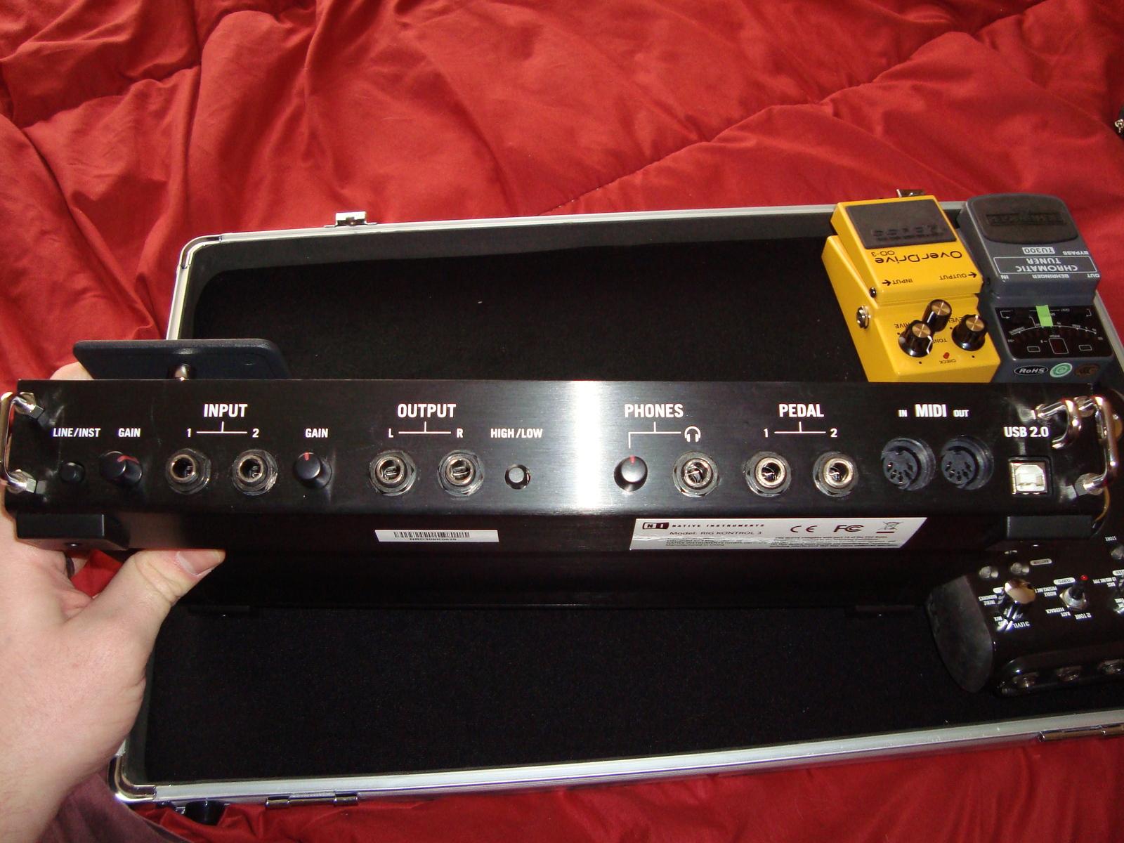 guitar rig kontrol 3 manual