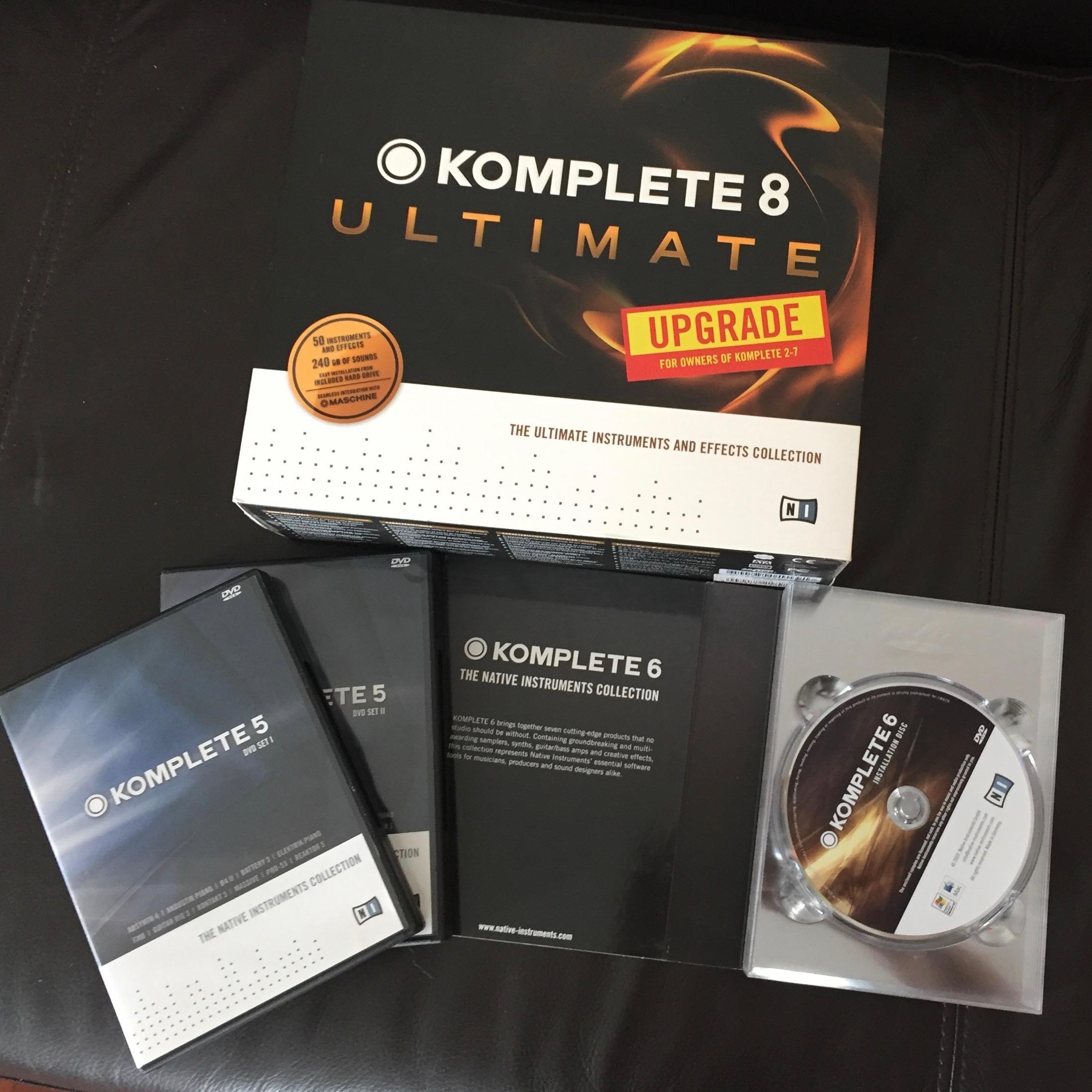 native instruments komplete 9 ultimate crack mac