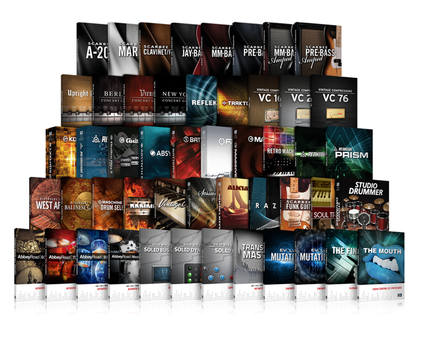 native instruments komplete torrent