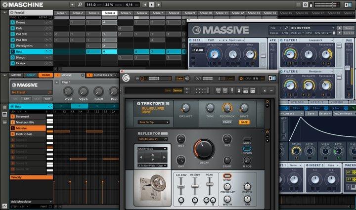 Maschine v1.6