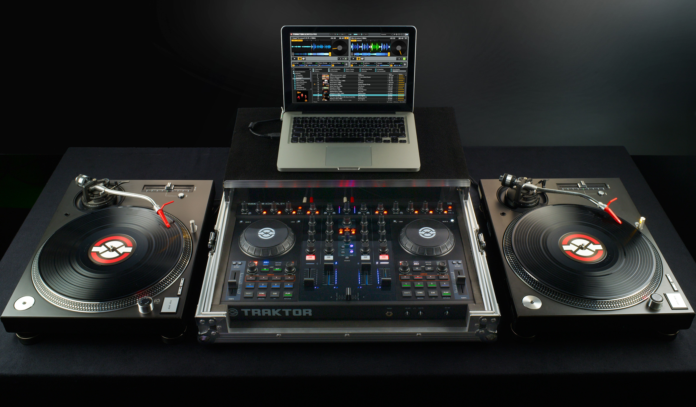 Traktor Kontrol vs Serato DJ 1 7 1Traktor Z2 Case