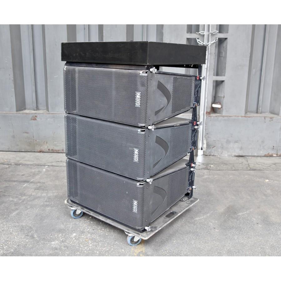 ... , vend système complet Line Array Nexo GEO-D 10 en très bon état