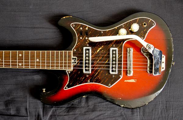 guitare electrique japonaise