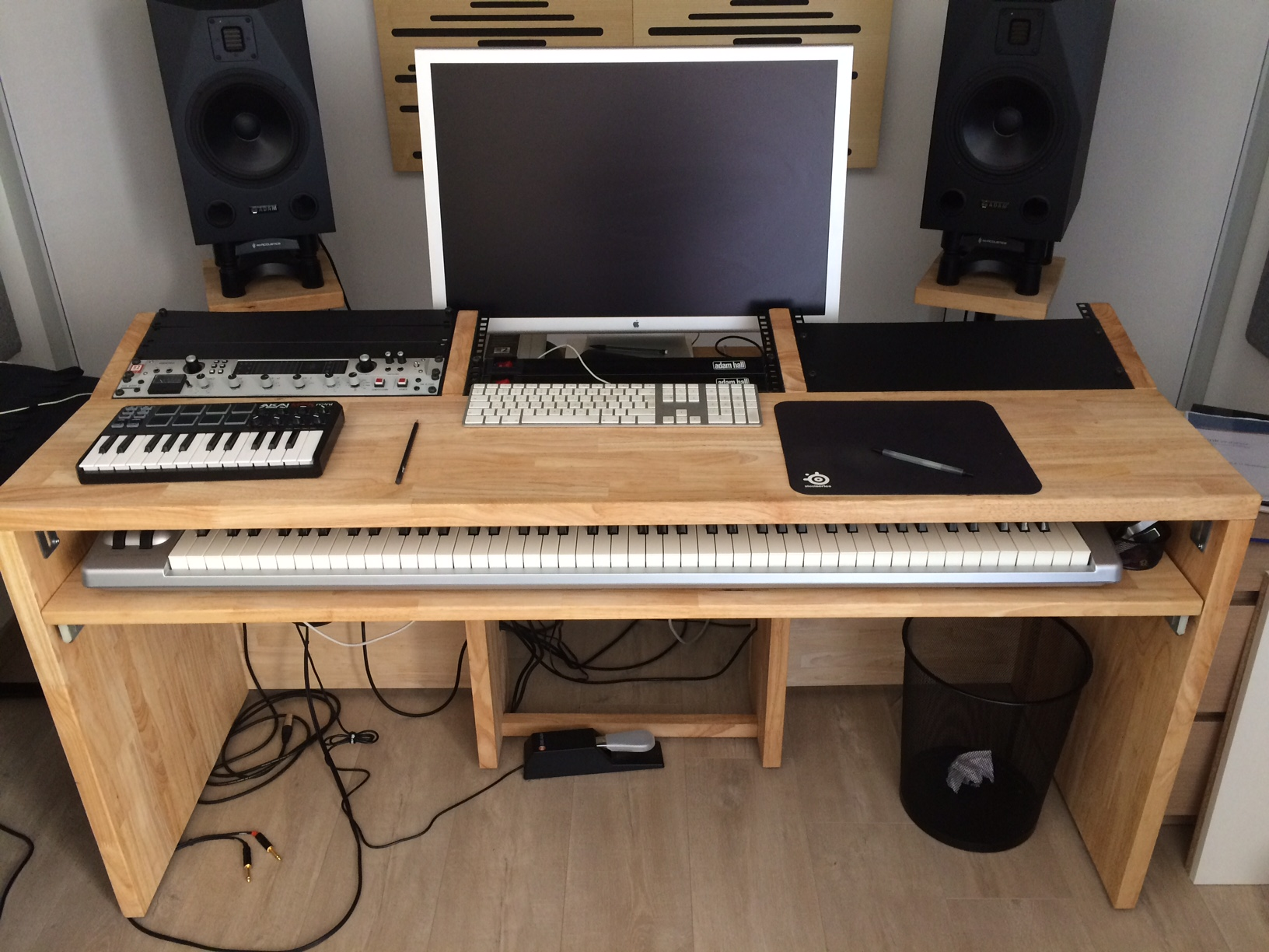 vends desk studio rh ne alpes audiofanzine