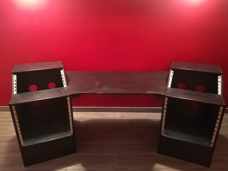 Vend meuble de studio clone k oda serie 3000 top station for Meuble bureau home studio