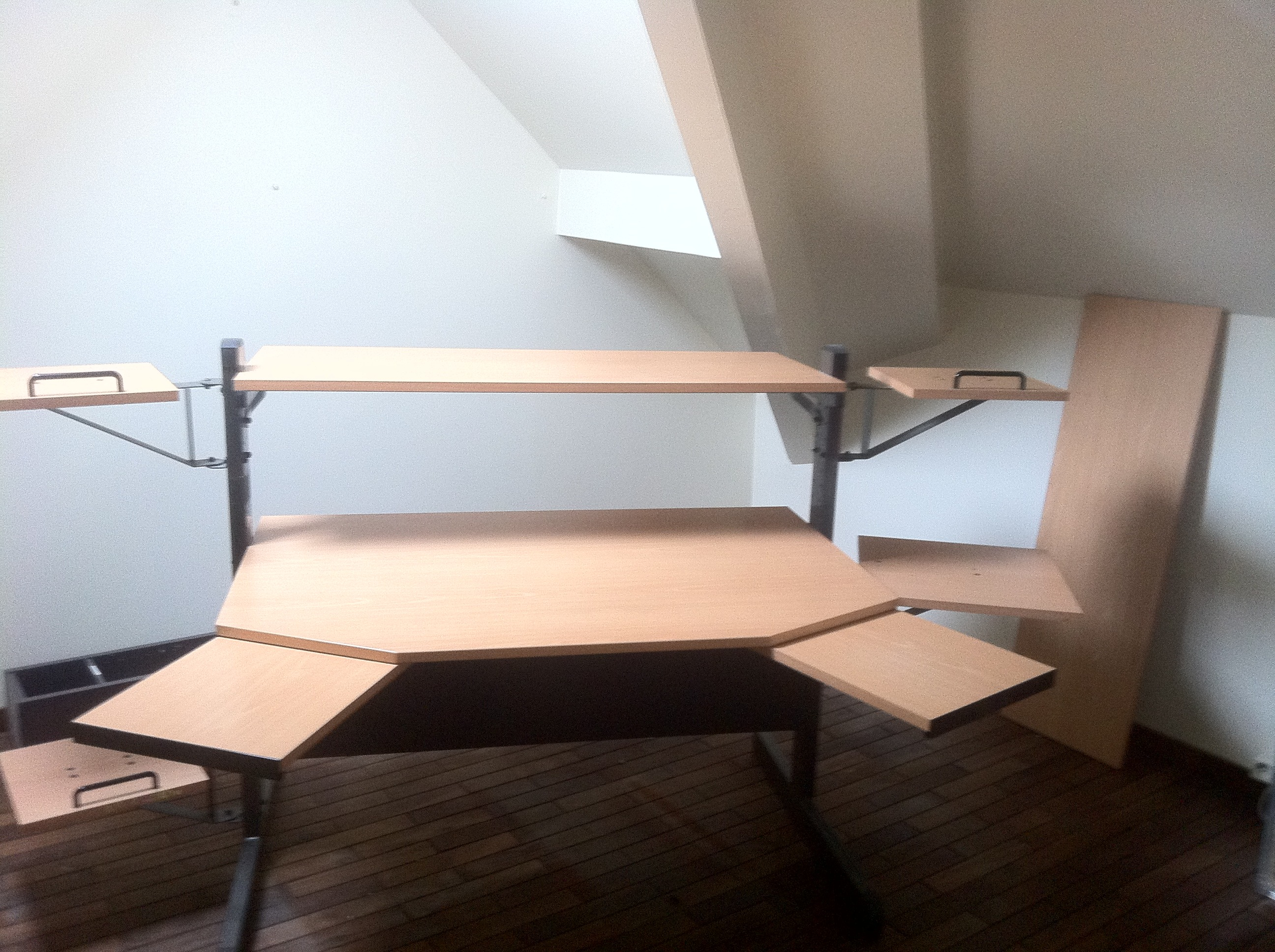 photo no name meuble rack bureau studio divers meuble home studio 388900 audiofanzine. Black Bedroom Furniture Sets. Home Design Ideas
