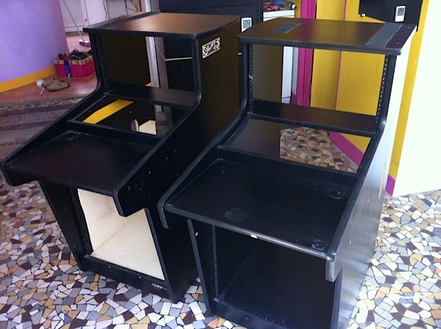 photo no name meuble rack bureau studio sans marque meuble rack studio 420119. Black Bedroom Furniture Sets. Home Design Ideas