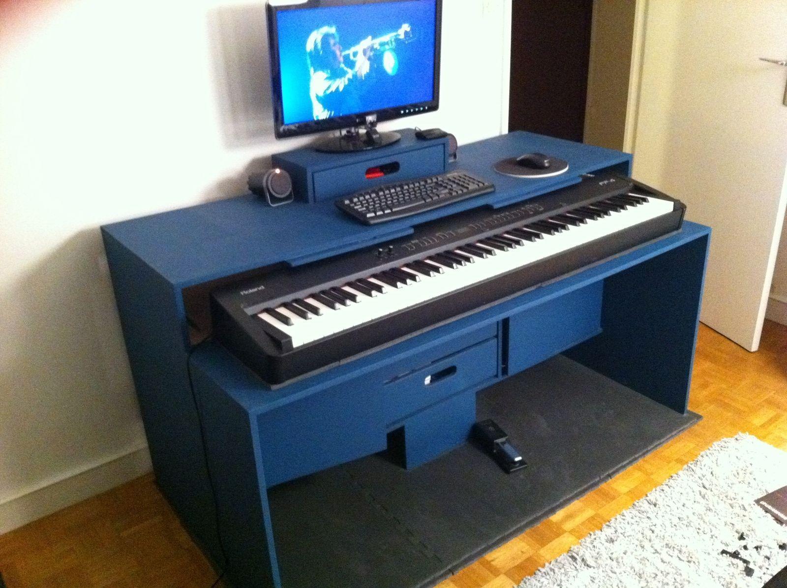 No name meuble studio rack image 219156 audiofanzine for Meuble salon