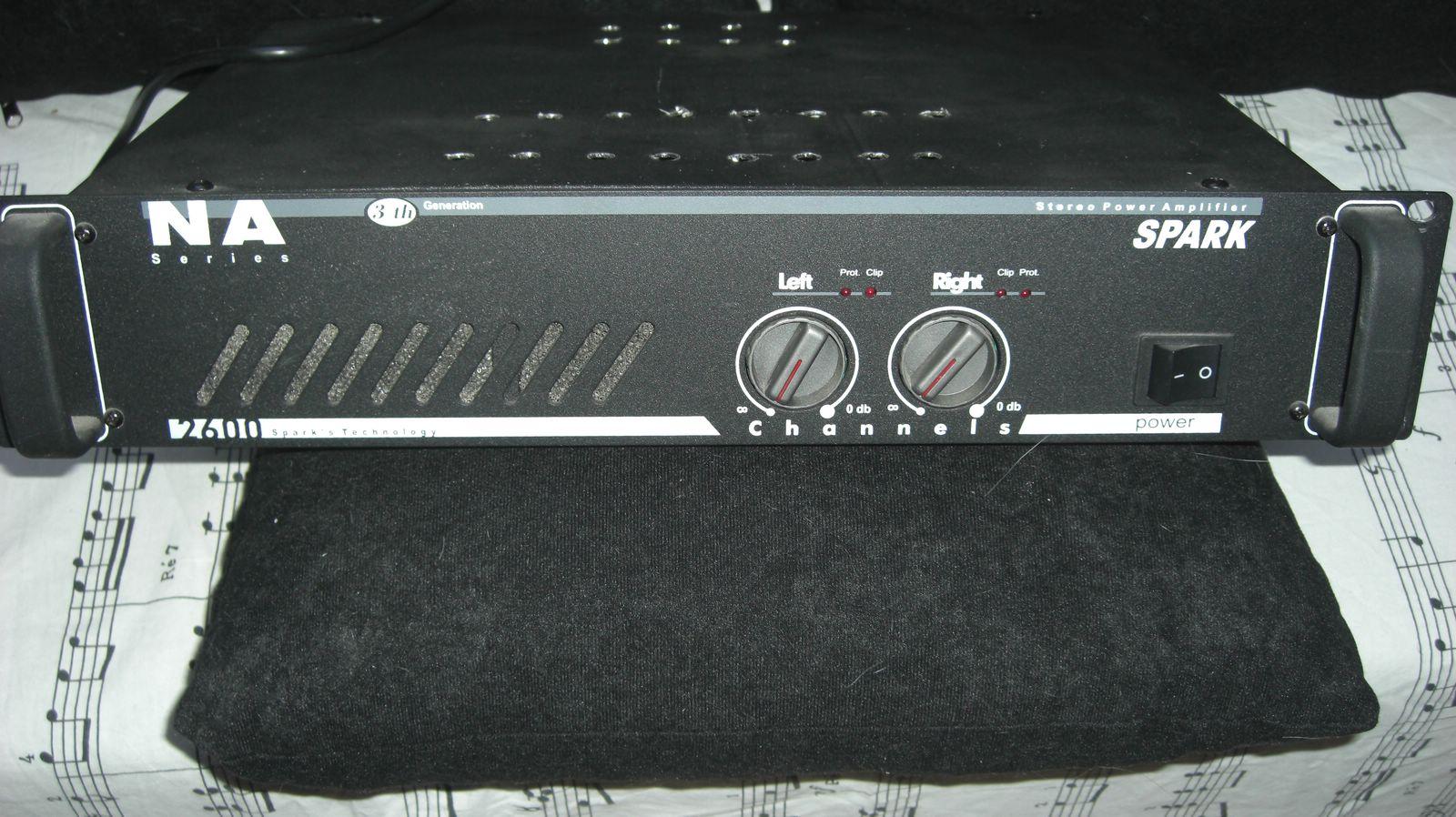 ampli sono spark 2600