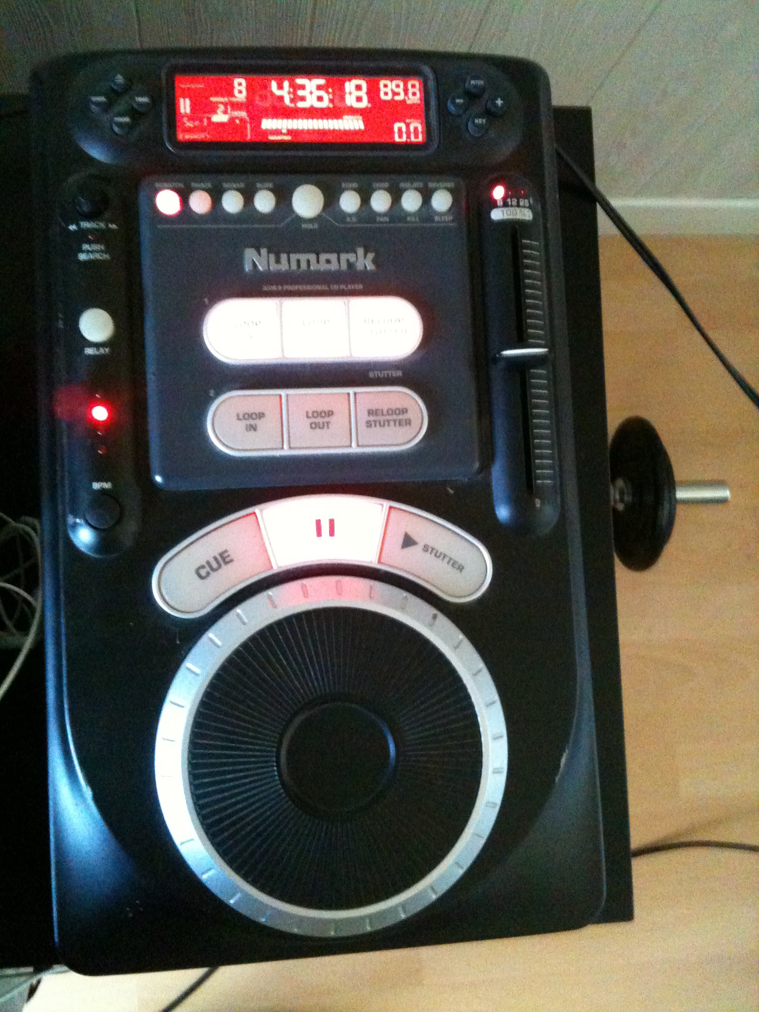Numark AXIS-9 | DJ Equipment Review - DJBooth