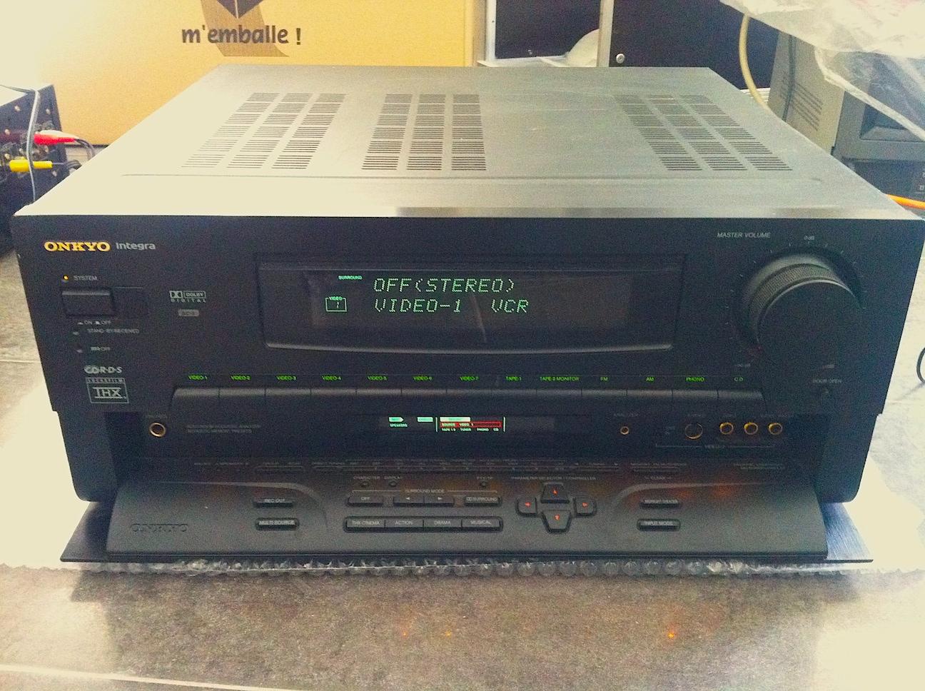 onkyo tx ds939 image 1053702 audiofanzine rh en audiofanzine com onkyo tx-ds939 manual onkyo integra tx-ds939 service manual