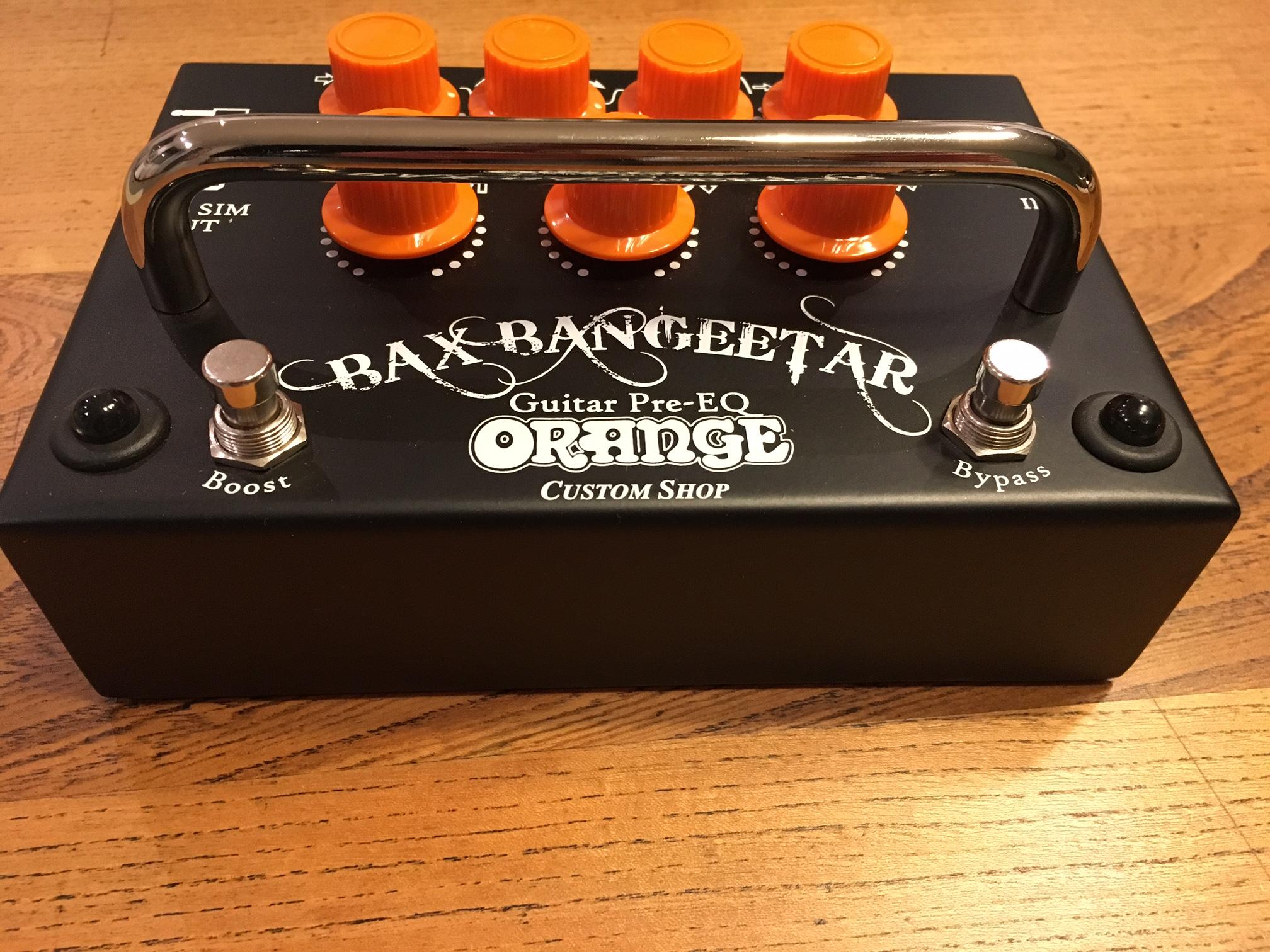 Orange Bax Bangeetar : orange bax bangeetar audiofanzine ~ Hamham.info Haus und Dekorationen