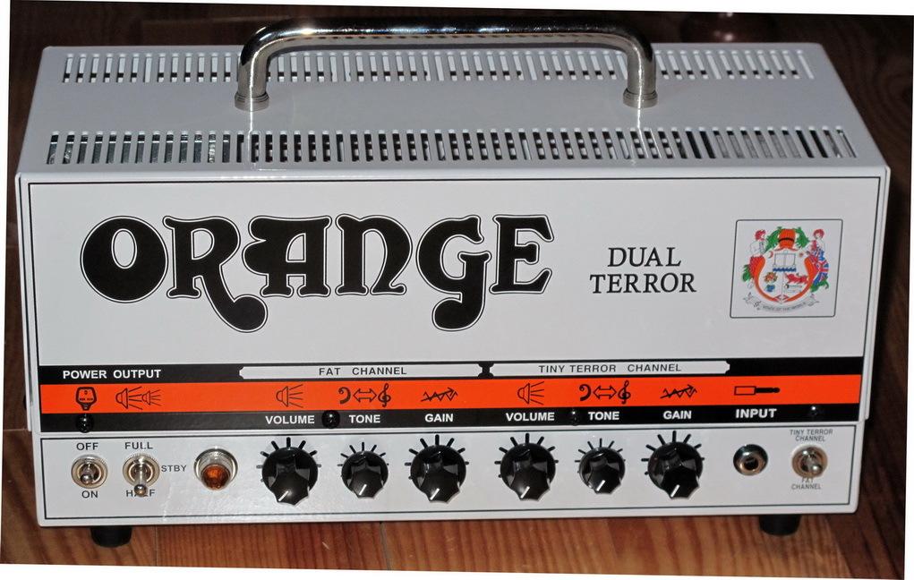 Orange Dual Terror : orange dual terror image 116093 audiofanzine ~ Hamham.info Haus und Dekorationen