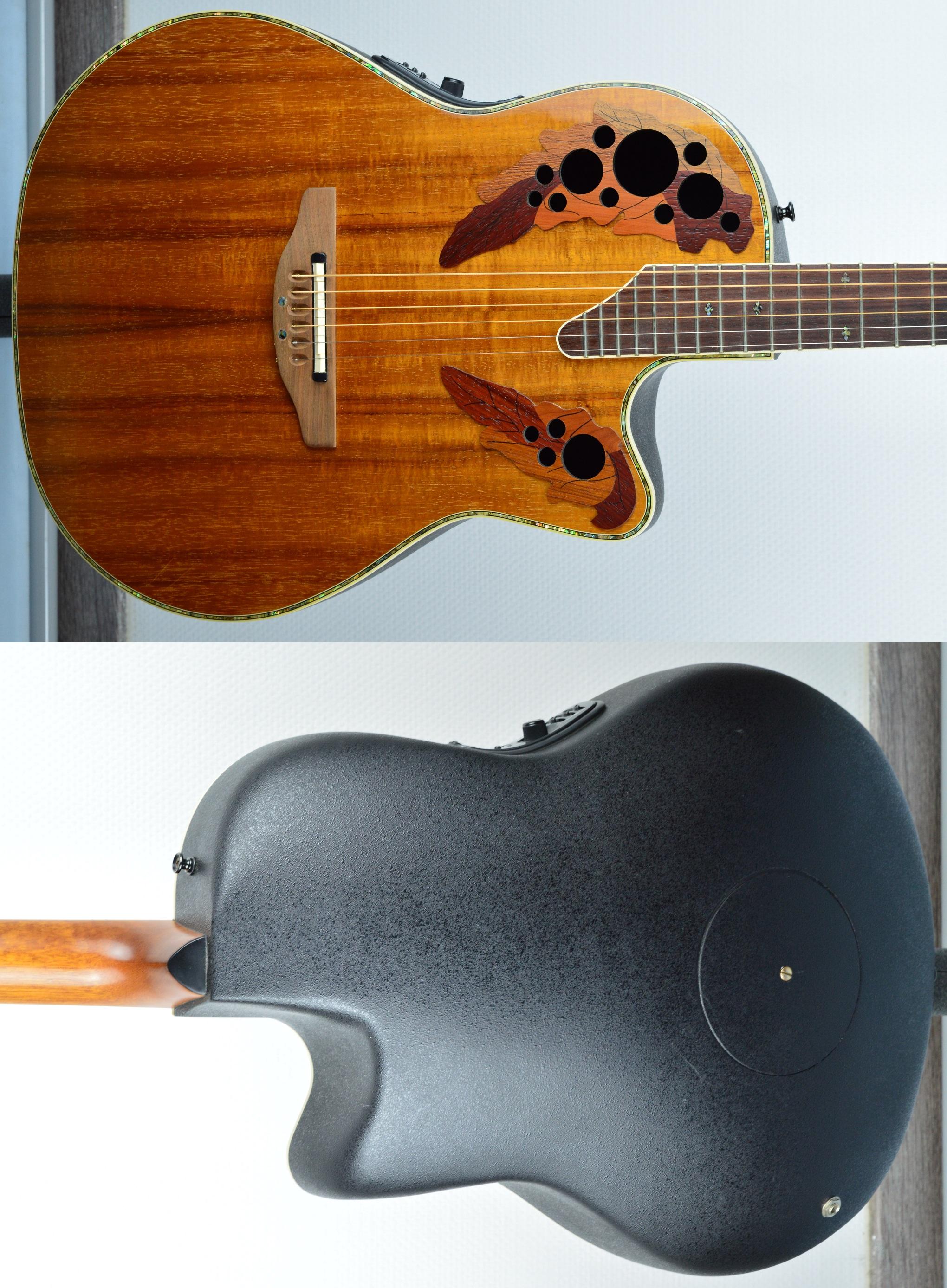 Ovation Guitars - Adirondack Guitar