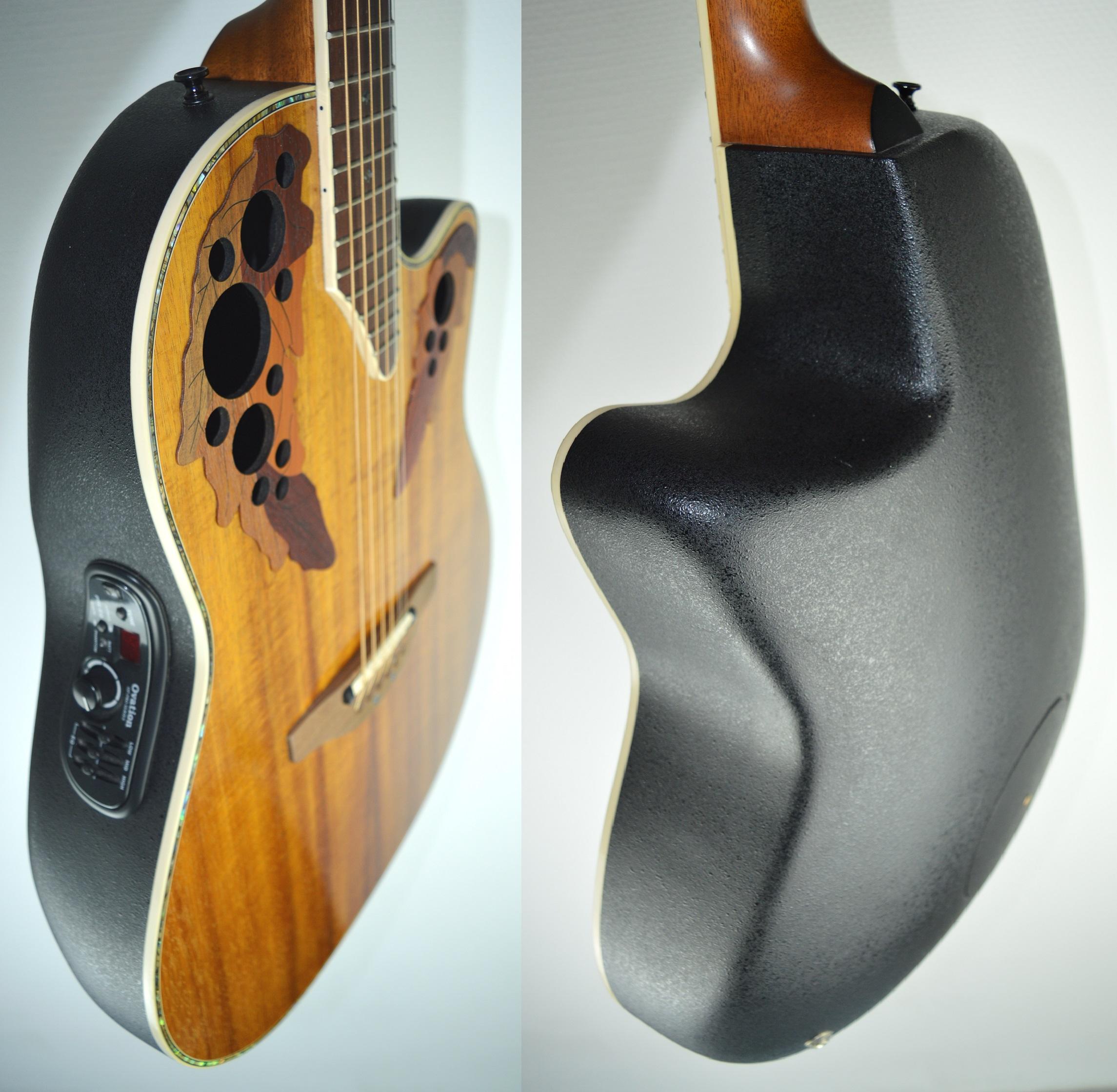 Ovation Celebrity Elite Plus CE44P-8TQ Acoustic-electric ...