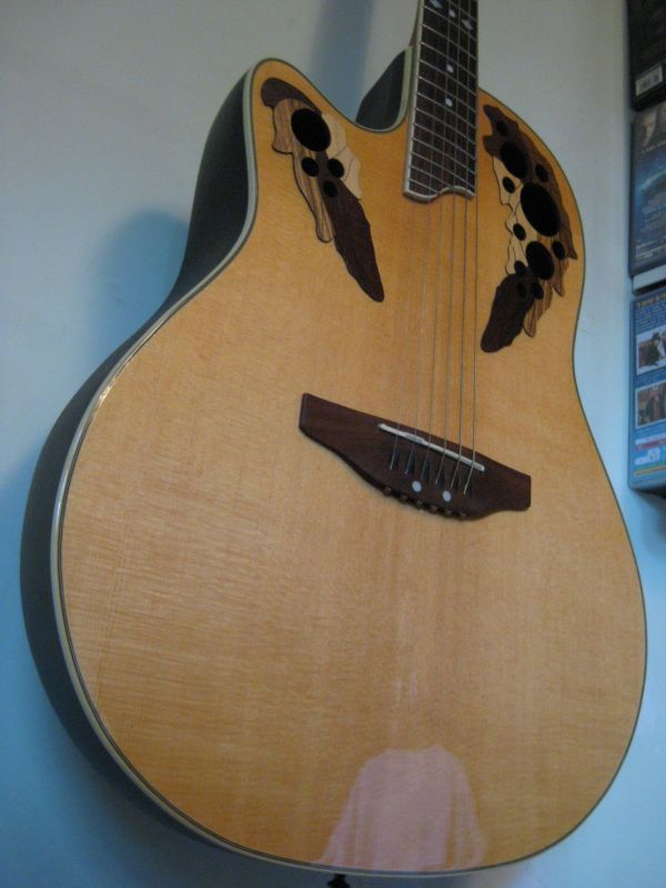 guitare gaucher electro acoustique occasion