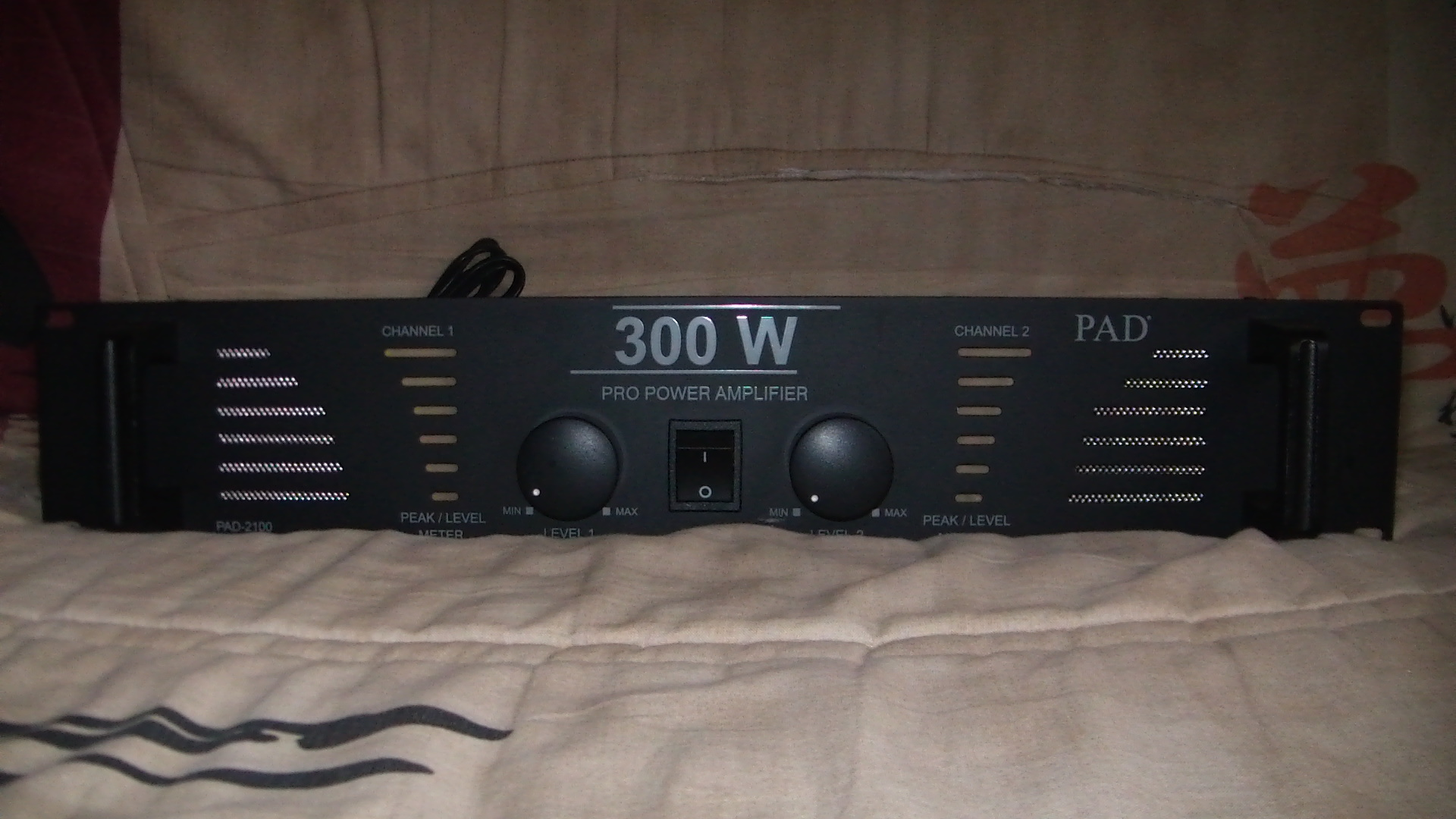ampli sono 300w