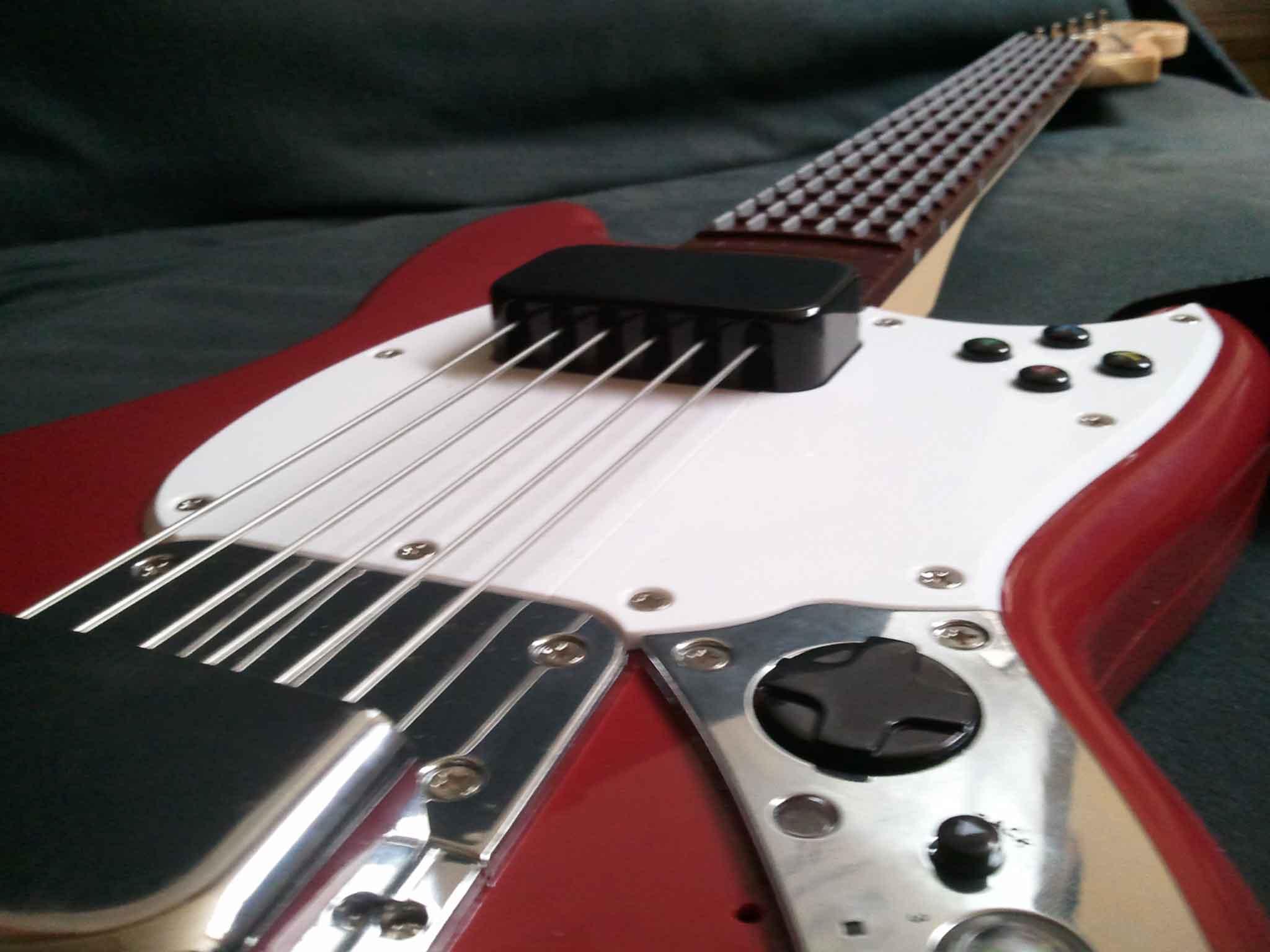 guitare midi