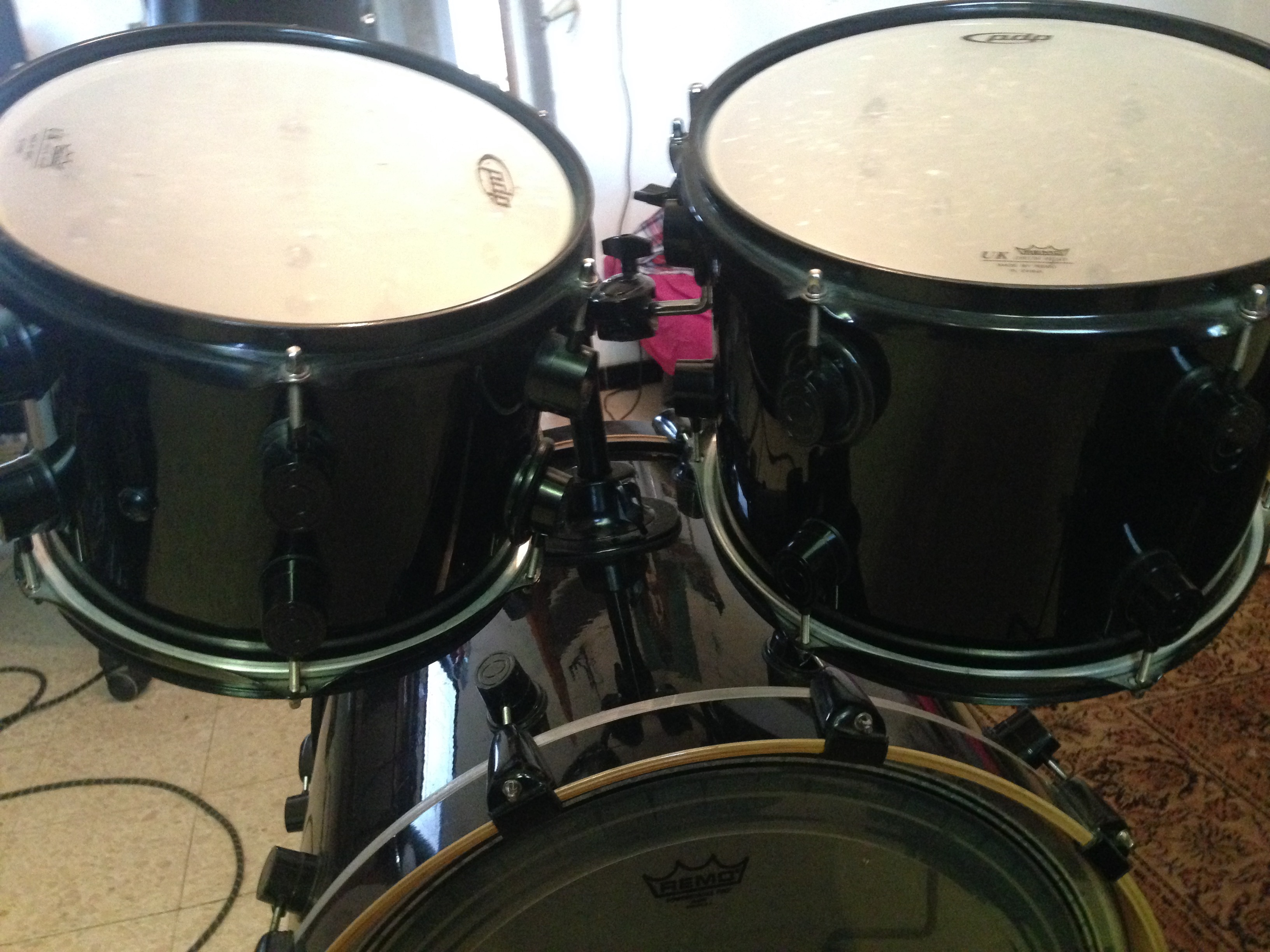 pdp pacific drums and percussion bx image 1536205 audiofanzine. Black Bedroom Furniture Sets. Home Design Ideas