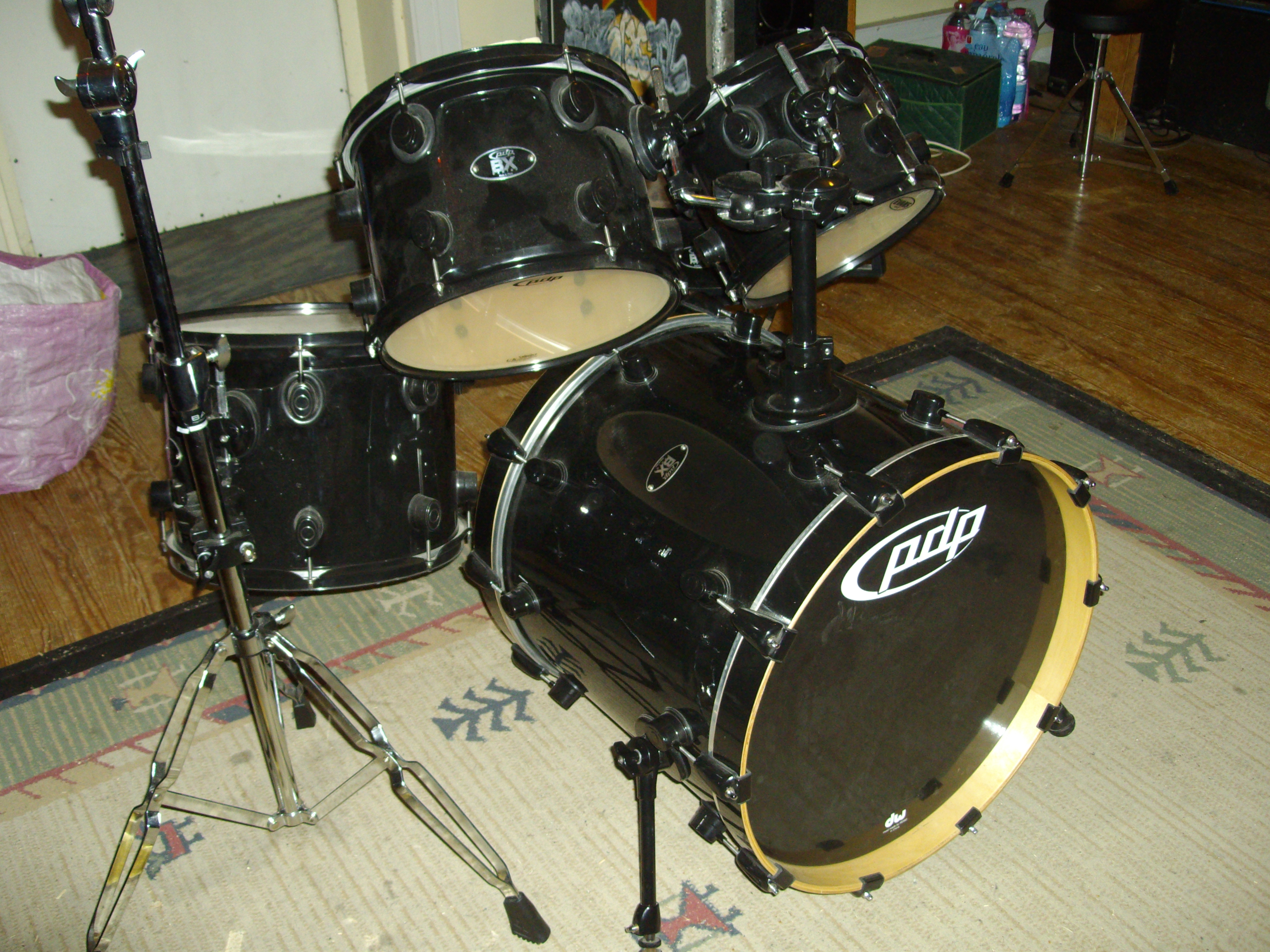 pdp pacific drums and percussion bx image 338708 audiofanzine. Black Bedroom Furniture Sets. Home Design Ideas