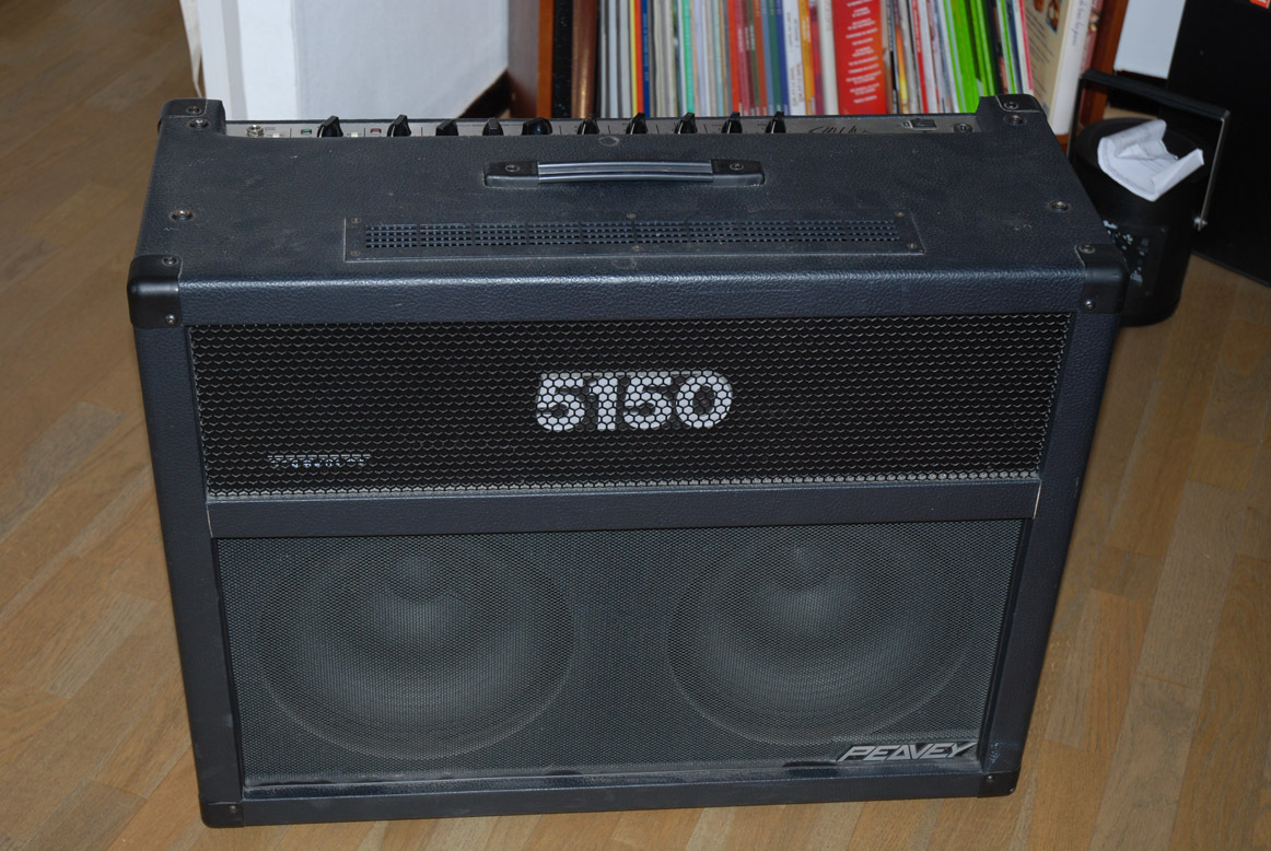 Peavey 5150 2x12 212 Amplifier Combo Vinyl Amp Cover