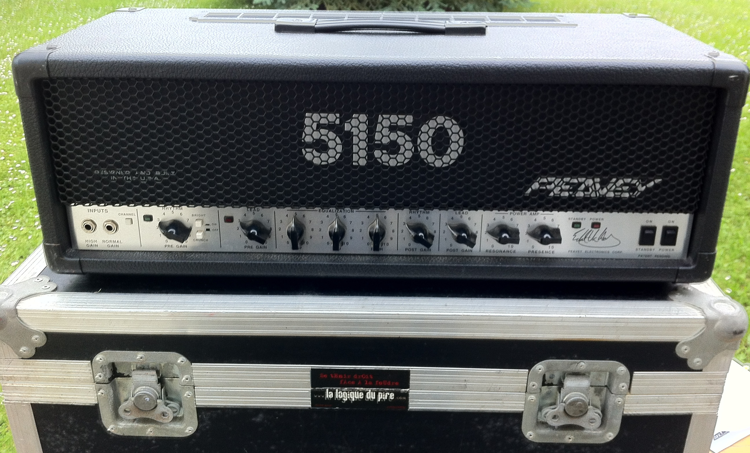 peavey 5150 head search images 2 8 audiofanzine. Black Bedroom Furniture Sets. Home Design Ideas