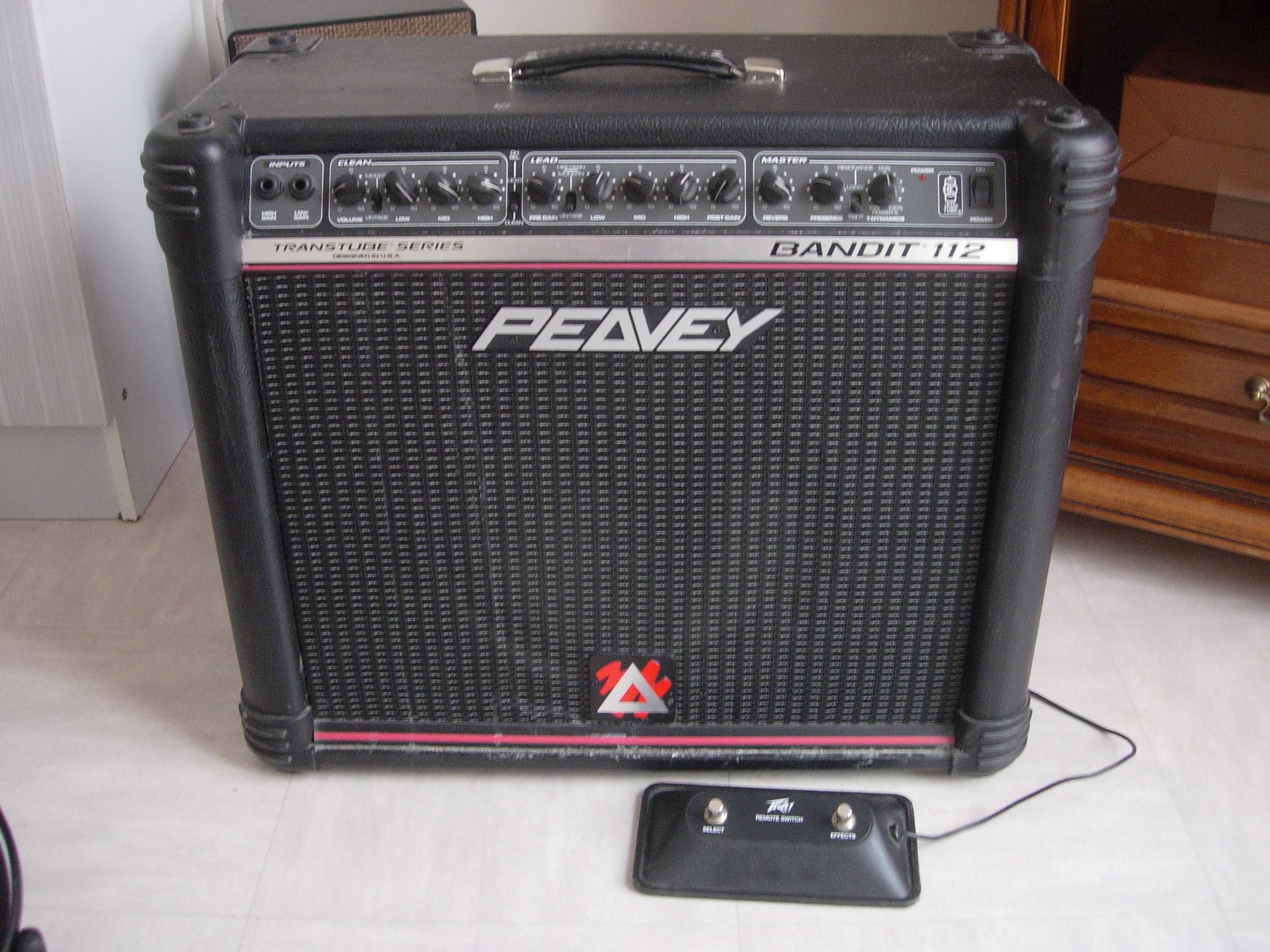 Peavey Bandit 112 Used : peavey bandit 112 ii made in china discontinued image 408663 audiofanzine ~ Vivirlamusica.com Haus und Dekorationen