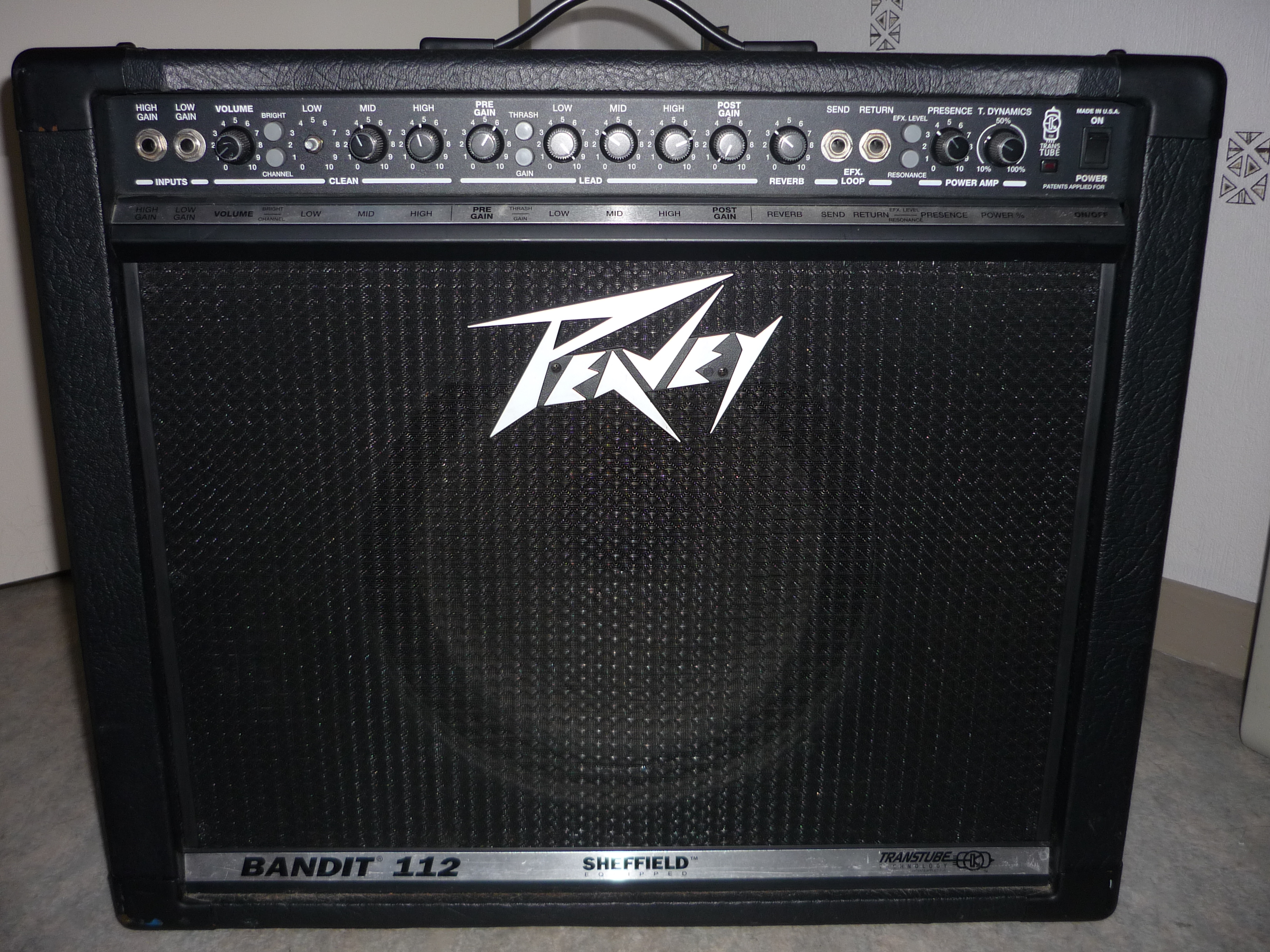 Home Design Studio Help Peavey Bandit 112 Sheffield Speaker Image 304336