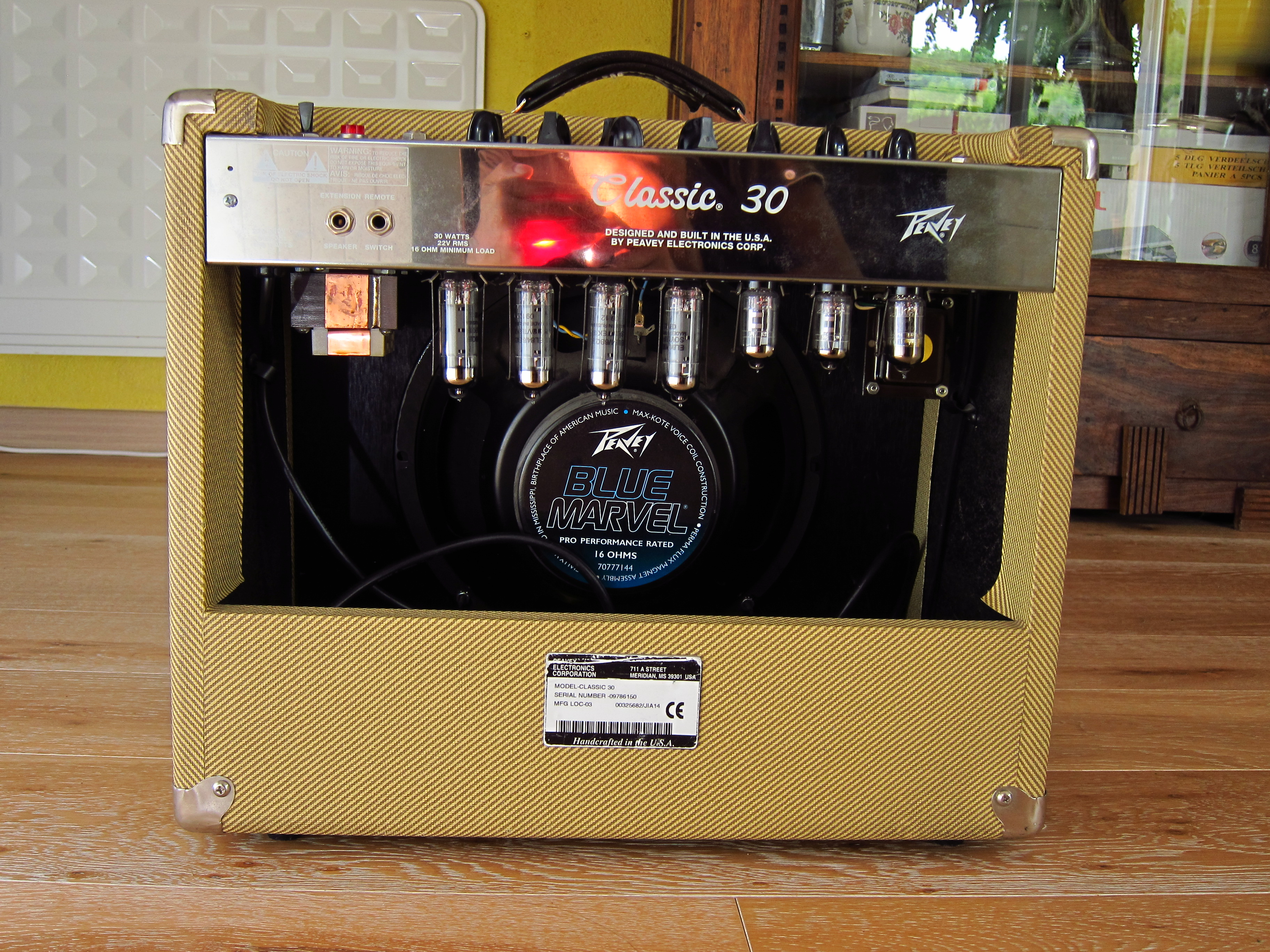 Peavey Classic 30 - Discontinued image (#659182