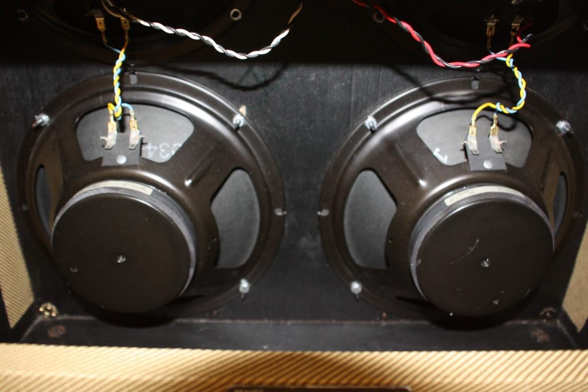 Peavey Classic Cabinet Peavey Classic 410 Image 151579 Audiofanzine