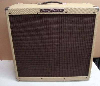 Bought Used Peavey Classic 50 212 - several questions