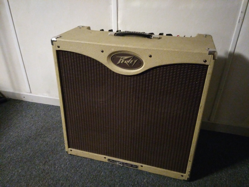 Dating a Peavey C50 by serial number