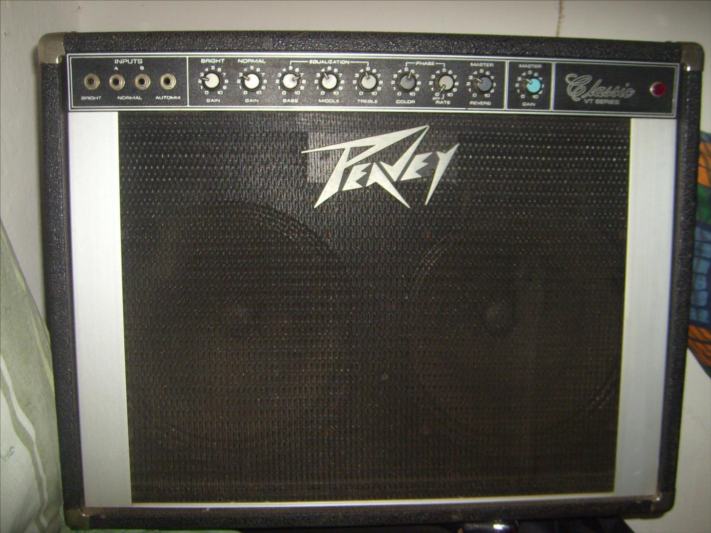Peavey guys, Classic or VT, which is better? | The Gear Page
