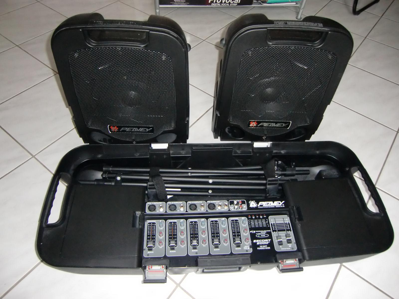 peavey speaker cabinets