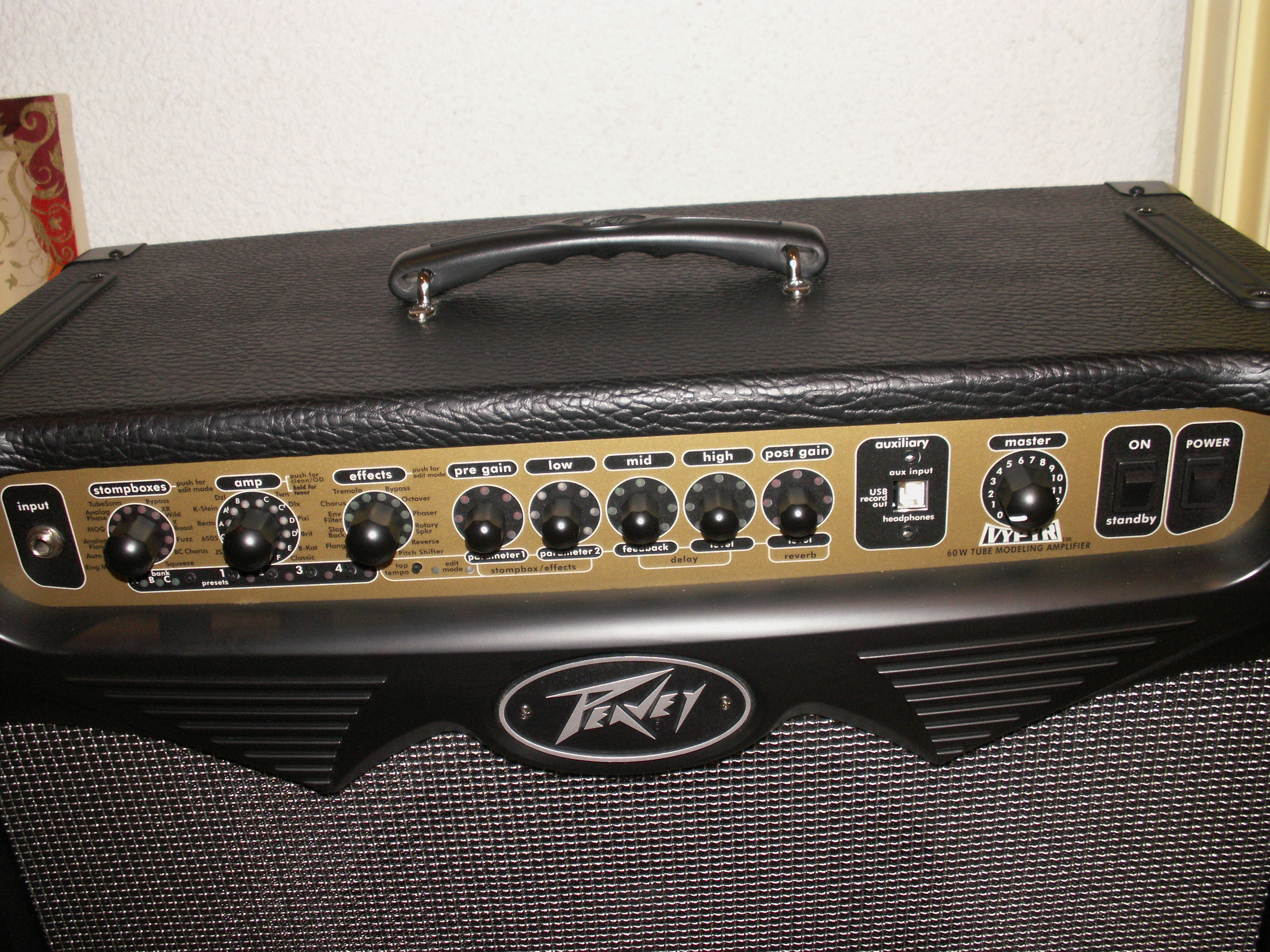 peavey delta blues 115 manual