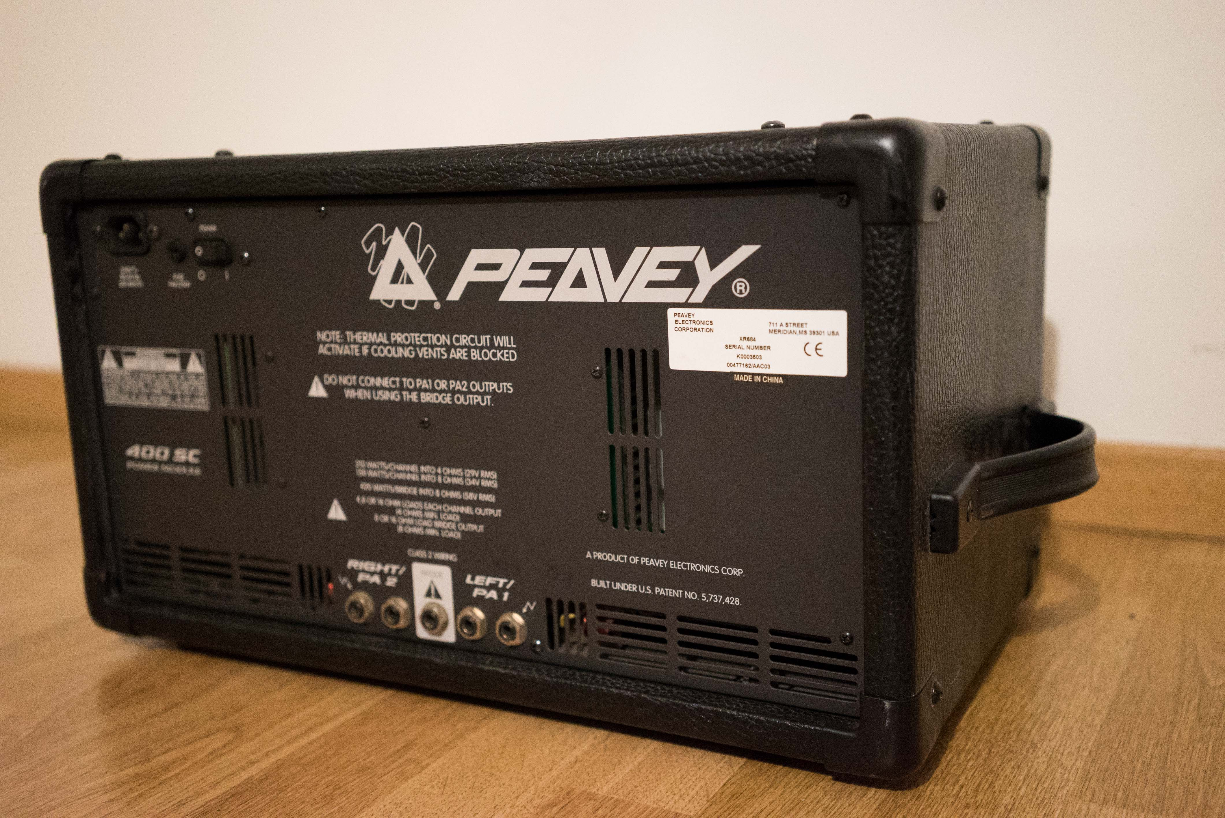 Download the peavey electronics xr-684-fk manuals for free hifi.
