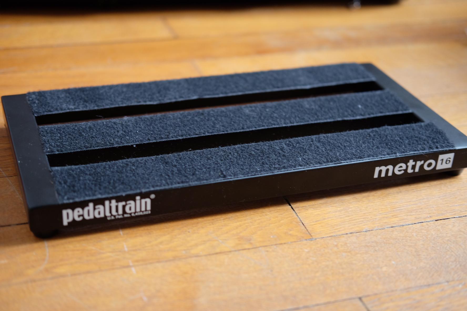 pedaltrain metro 16 image 1711191 audiofanzine. Black Bedroom Furniture Sets. Home Design Ideas