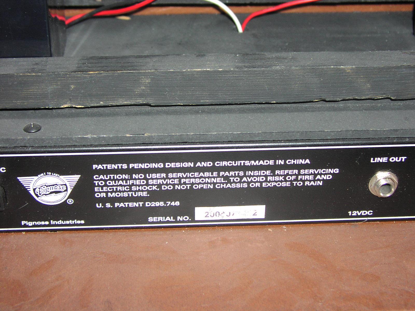 pignose amp 30 circuit library of wiring diagram u2022 rh jessascott co Jazz Bass Wiring Diagram Hot Rod Wiring Diagram