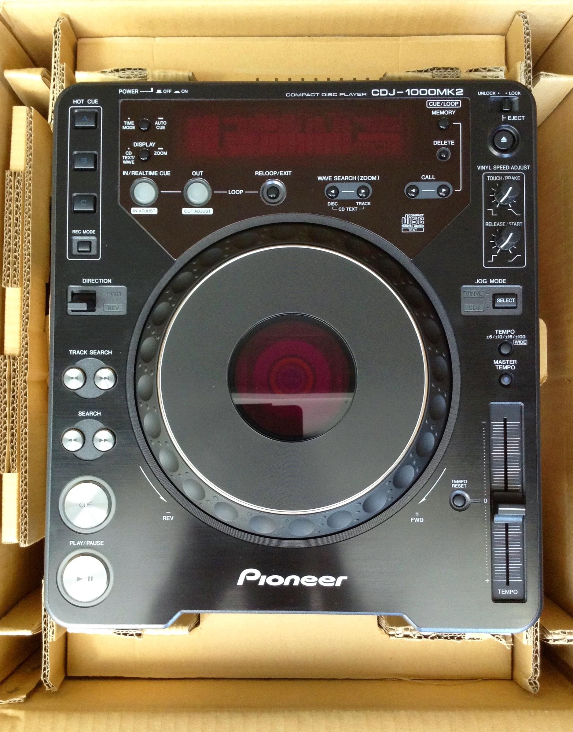 pin pioneer cdj - photo #44