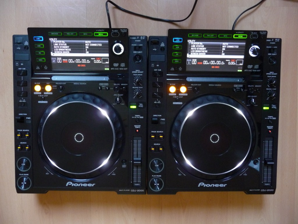 pioneer cdj 2000 image 623347 audiofanzine. Black Bedroom Furniture Sets. Home Design Ideas