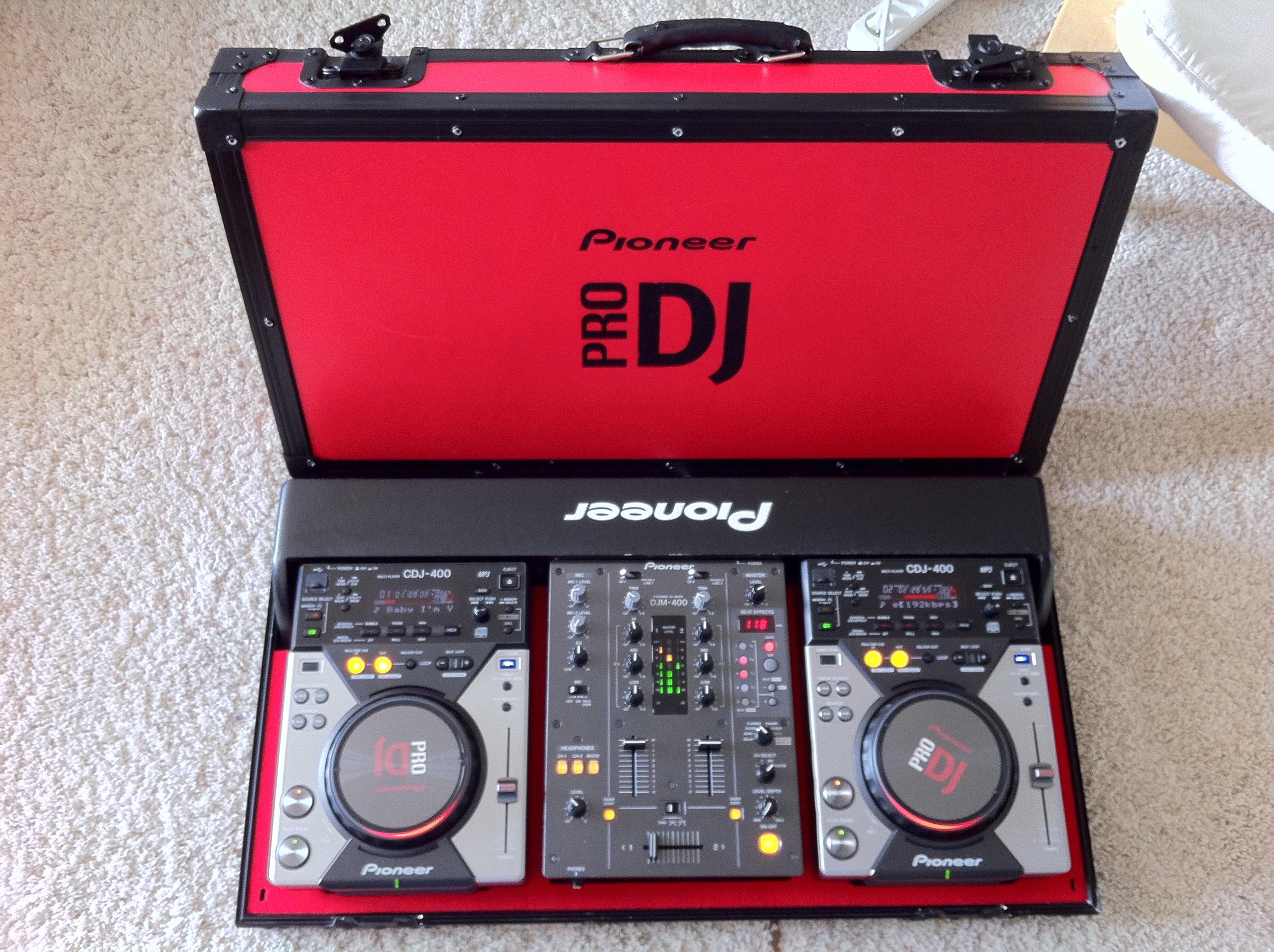 pioneer cdj 400 image 412130 audiofanzine rh en audiofanzine com pioneer cdj 400 service manual pioneer djm 400 user manual
