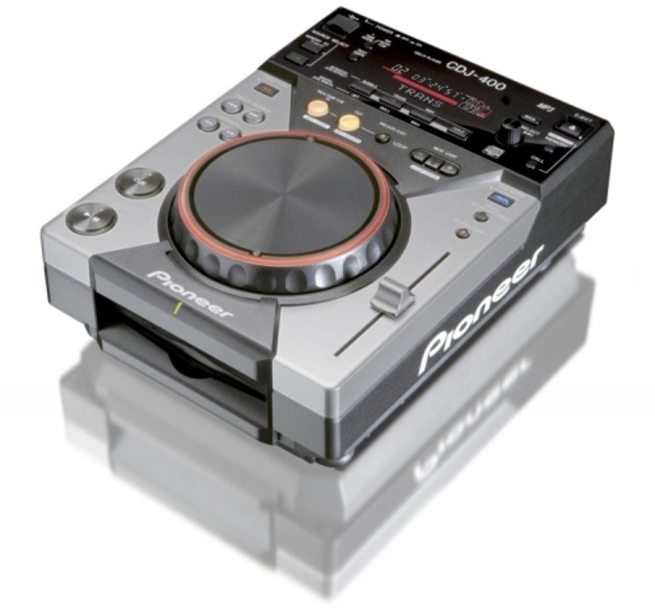 Pioneer Cdj 500 Mk2 Image 18140 Audiofanzine